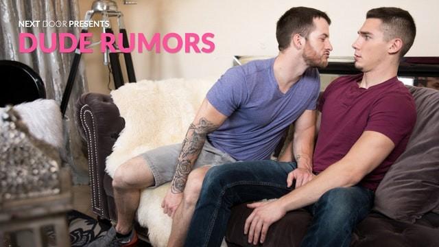 Gay porn next door Nextdoorbuddies - straight guy fucks bisexual friend on the rebound