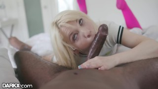 DarkX – Kenzie Reeves Face Fucked & Pounded By BBC