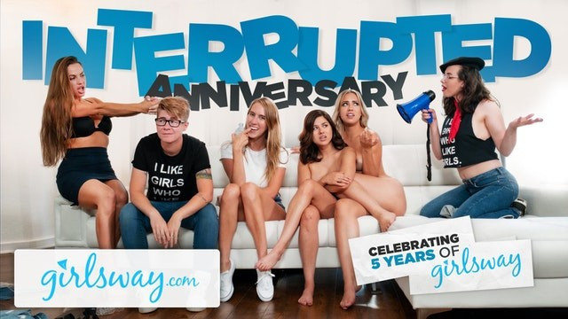 Jen lopez naked vidio - Girlsway interrupted 5 year anniversary sex