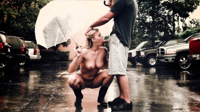 Vintage 3 statue of liberty souvenirs Bangbros - busty blonde babe lexi davis sucking dick in the rain