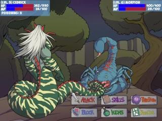 Witch Hunter [v0.7] Part 12 Combact Sadness By LoveSkySan69