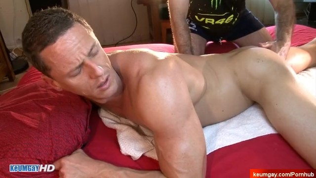 Not nessecarily gay calander - No, im not into guys sexy guy hot massaged in spite of him by a guy