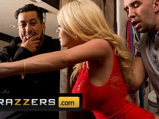 Brazzers Busty babe Kayla Kayden fucked hard when husband is not home Kayla Kayden, Keiran Lee