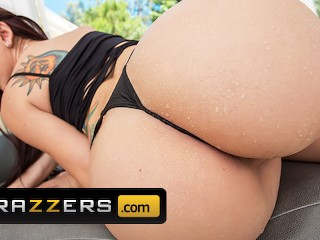 Brazzers Bubble butt Mandy Muse has her asshole drilled by a huge cock Mandy Muse, Mick Blue