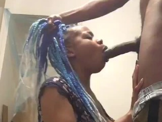 Ebony Banged By Her Big Dick Gay BestFriend (Official Snippet)