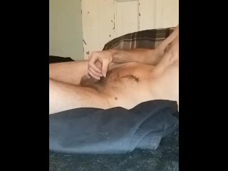 Dirty talking big dick horny guy getting off to beautiful ass Bad boy