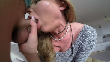RAW. Marilyn Crystal. Blowjob and a lot of cool poses.