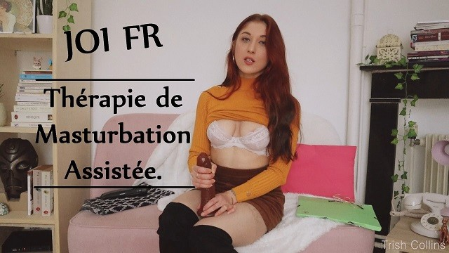 Fran fine porn Assisted masturbation therapy - jerk off instructions in fr.