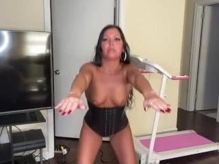 tal petite treat workout video part