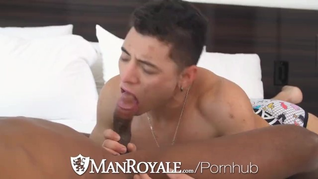 Gay interracial irc rooms - Gayroom interracial sex with two hunks