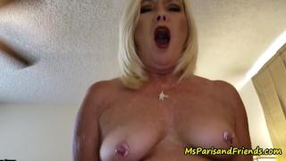 30 Hardcore Screaming Orgasms from Ms Paris Rose