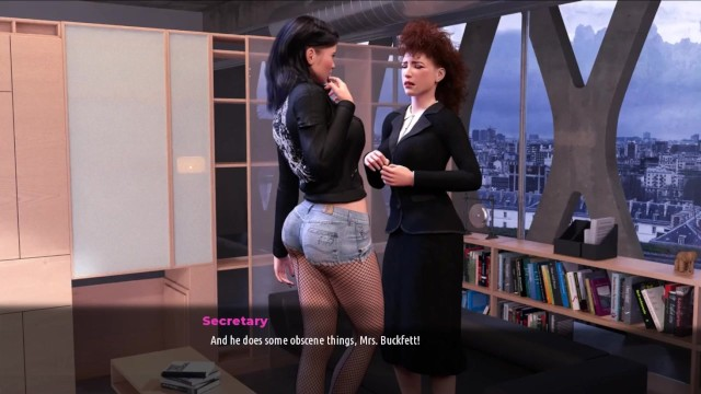 Fashion models breast - Fashion business ep2 part 10 missing life by loveskysan69