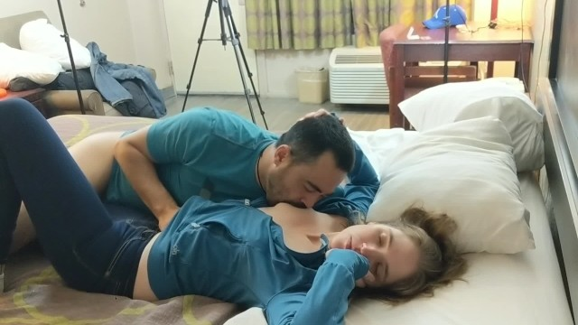 Adults making friends - Sensational nursing, making out, dry humping jeans - great cumshot 15:18