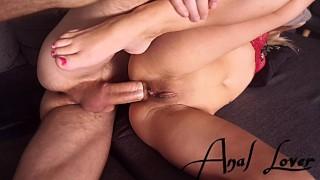 Nuevos tubos porno - Anal Lover 4K Fetiche De Pies A Mi Amiga Le Encanta Romper Mi Culo De Puta Joven