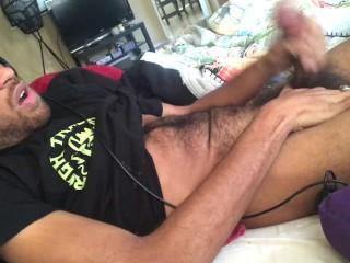 Jerking My Cock To Porn Hub Rock Mercury...