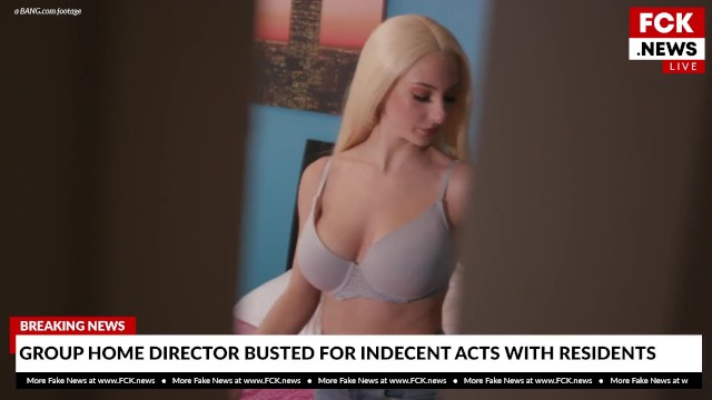 Adult film zazelle director Fck news - group home director caught having sex with residents