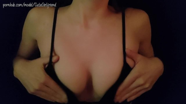 Give breast massage Teen boob massage asmr brain orgasm