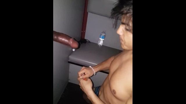 Watch gay glory hole sex vids and twink glory hole porn clips