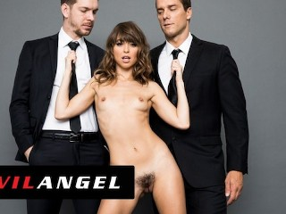 EvilAngel I Am Riley Double Penetration Award Winning Scene Markus Dupree, Ramon Nomar, Riley Reid