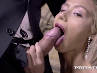Privatecom Hot Latina Veronica Leal Gets Her Face Fucked Veronica Leal