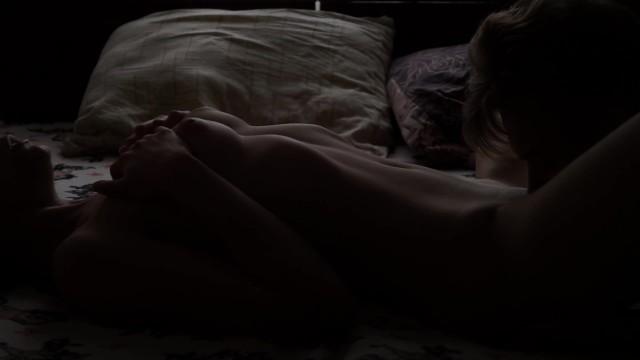 Mens vintage v neck - Sensual erotic sex whole body kissing nipple sucking neck licking orgasm