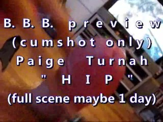 B.b.b. preview: hip (cum only) wmv with slow motion