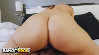BANGBROS - Marta LaCroft POV Reverse Cowgirl Loop (Amazing Big Ass)