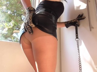Puppy Love Pet Play Young Goddess Kim