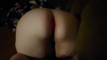 Fuck my ass with a butt plug