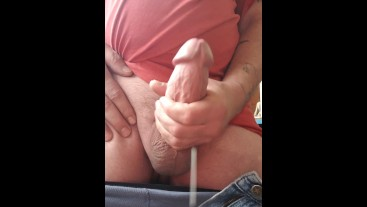 FPOV Draining My Fat Monster Cock- Up Close Load In Your Face