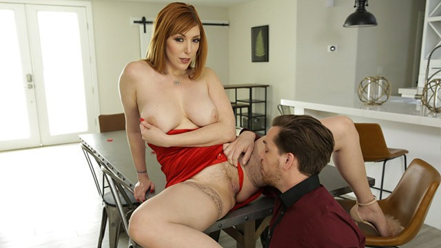 Valenetins day sex - Busty redhead vixen lauren phillips valentines day sex session s10:e10