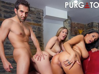 PURGATORYX An Indecent Attorney Vol 1 Part 2 with Addison and Sofi