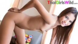 Skinny Thai cutie Nakwan gets fucked by a tourist