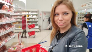 Came to the store saw her fucked her! Very much cum ! 4K Kisankanna!