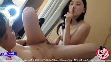 June Liu 刘玥 / SpicyGum - SECRET LIFE - ASIAN GIRL GIRL HOT SEX / SHORT V