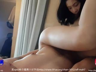 June Liu 刘玥 / SpicyGum - SECRET LIFE - ASIAN GIRL GIRL HOT SEX / SHORT V