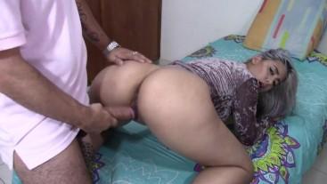 She Wants Cum in her Ass