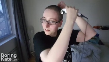 Buzzcuts are for sluts