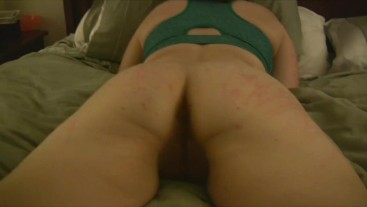 Redhead Sub Fucked in the Ass