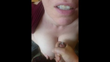 Wife's slut sister. classy finish begging for cum.