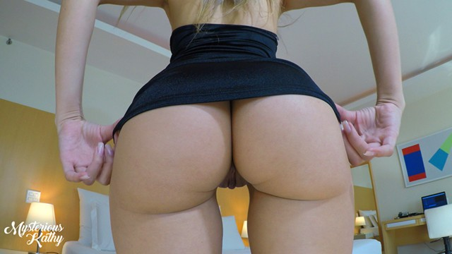 Upskirt free porn - Dat ass tho mini dresses try-on haul upskirt no panties
