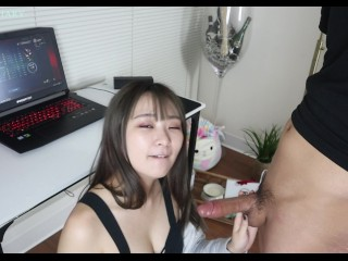 Stop Playing Video Game & Fuck Me Already Oppa – TokyoDiary
