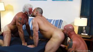 Hot Sex Porn - Bearback Jake Marshall 2 Starsze Niedźwiedzie Podwoją Się Na Młodszego Młode