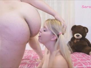 Sara Kroft Doing rimjob Anal butt and Golden shower
