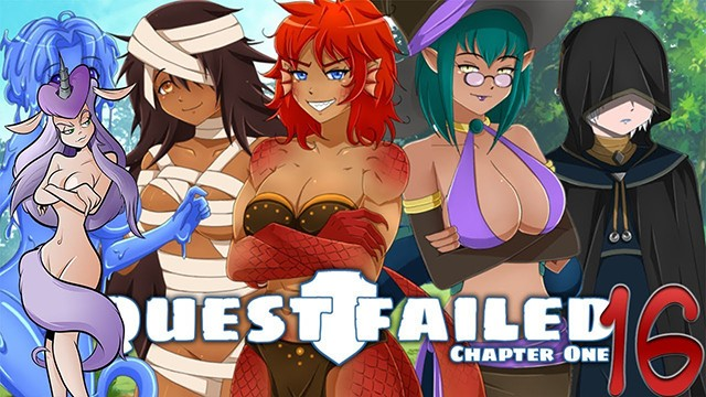 Lovers and sex guide - 16 Lets play quest failed: chaper one uncensored episode 16