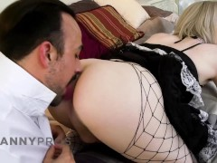 Hot Trans Maid Leads Guy To Cheat On Wife!