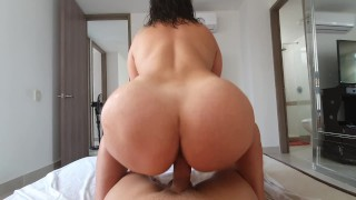 Busty Milf fucks before going to her office pov K7d
