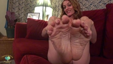 Worship My Feet JOI