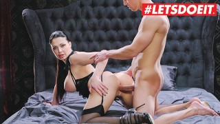 LETSDOEIT - Busty MILF Aletta Ocean Rough & Passionate Sex With A Big Cock