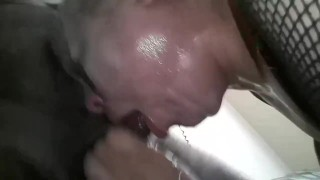 Wash my dick and suck it bitch